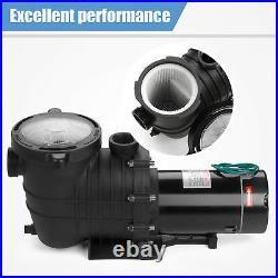 110-240V 2HP Inground Swimming Pool pump motor Strainer For Hayward Replacement