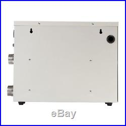 11KW 220V Electric Water Heater Thermostat Home Swimming Pool SPA Hot Tub Gift
