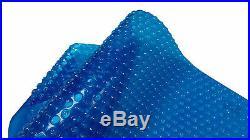 16' x 32' Blue Rectangular Swimming Pool Solar Cover Blanket 800 Series