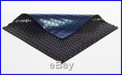 18'X36' Rectangle Premium Blue/Black Inground Swimming Pool Solar Blanket 12 Mil