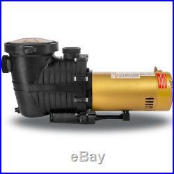 1.5HP Inground Swimming Pool pump motor Strainer 115/230v Hayward Replacement