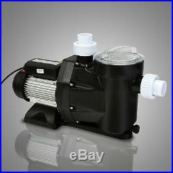 2.5HP In Ground Swimming Pool Pump Motor Above Ground Self-Priming Commercial
