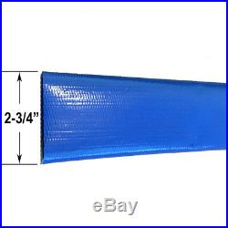 2 Agricultural Grade PVC Lay Flat Discharge Hose 25', 50', 100' & 300' lengths