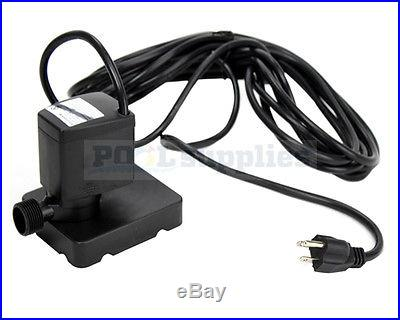 350 Gph Above Ground Swimming Pool Winter Cover Pump Affordable Pool Parts