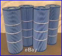 4 PACK POOL FILTERs FIT C-7483 Hayward SwimClear C3025 CX580XRE Antimicrobial