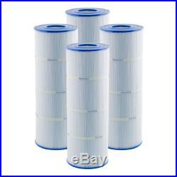 4-Pack Pentair Clean Clear 420 Filter Cartridges, Pleatco PCC105 FC-1977