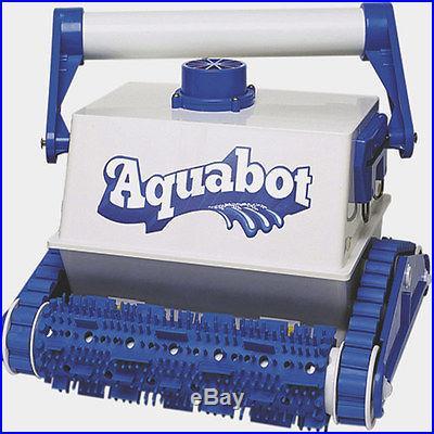 Aqua Products Aquabot Inground Automatic Swimming Pool Robotic Cleaner