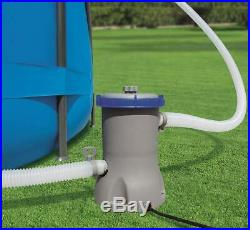Bestway Flowclear 530gal Filter Pump Swimming Pool New Free Delivery