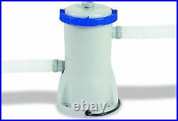 Bestway Flowclear 800gal Filter Pump Swimming Pool New Free Delivery