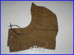 FILSON TINCLOTH HOOD TIN CLOTH OILCLOTH