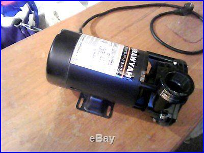 HAYWARD POWER Flo Pump 3/4 HP 220 Volt new for above ground pool