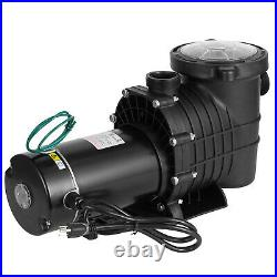 Hayward 1.5HP Swimming Pool Pump Motor Strainer With Cord In/Above Ground Hi-Flo