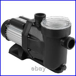 Hayward 2.5HP In/Above Ground Swimming Pool Sand Filter Pump Motor Strainer US