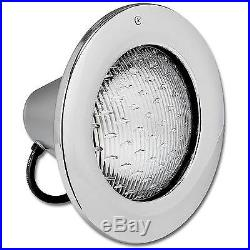 Hayward Astrolite 500W Stainless Steel Trim In Ground Pool Light with 50 Ft Cord