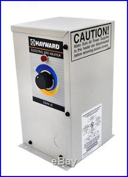Hayward Comfortzone Spa Hot Tub Electric Heater CSPAXI11 11KW 240V Brand New