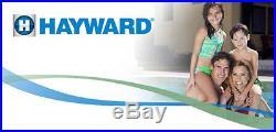 Hayward HP50A 50,000 BTU Horizontal Fan Swimming Pool Heat Pump 13,000 Gallons