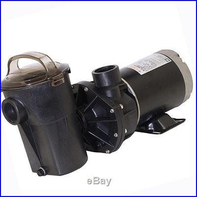 Hayward Power-Flo LX 1HP Aboveground Swimming Pool Pump SP1580 115V/120V W/ Cord