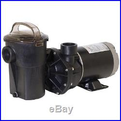 Hayward Power-Flo LX SP1580 Above Ground 1 HP Swimming Pool Pump 115 Volt