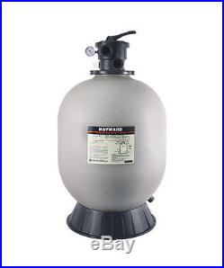 Hayward S244T Pro-Series Above Ground Swimming Pool Sand Filter with SP0714T Valve