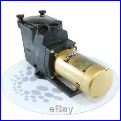 Hayward Super Pump 2 HP In Ground Swimming Pool Pump SP2615X20