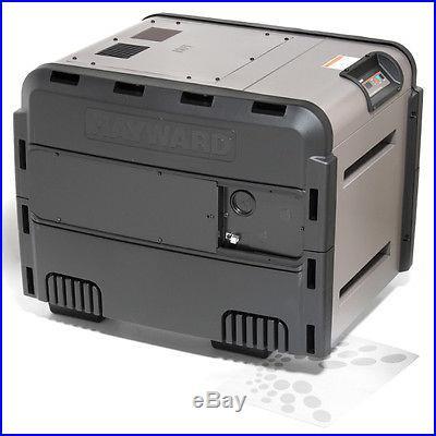 Hayward Universal H-Series Low NOx 250K BTU Natural Gas Pool Spa Heater H250FDN