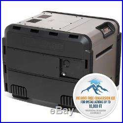 Hayward Universal H-Series Low NOx 300K BTU Propane Gas Pool Spa Heater H300FDP