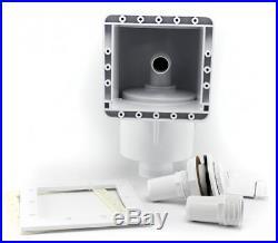 Intex 2650 GPH Saltwater/Sand Filter System & Hayward Pool Skimmer & Return Kit