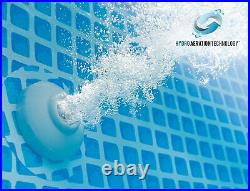 Intex 28637EG 1000 GPH Krystal Clear Cartridge Filter Pump WITH Built-in GFCI