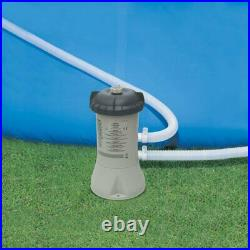 Intex 530 GPH Easy Set Pool Replacement Cartridge Filter Pump