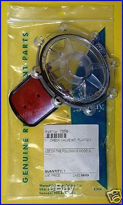 Jandy 7056 Check Valve Cover Flapper 7235 7305 75117512