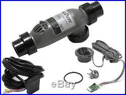 Jandy AquaPure PLC1400 COMPLETE KIT Saltwater Cell, Sensor, Cable, Union NEW