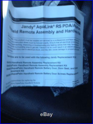 Jandy PDA/Aquapalm Wireless Remote-Version 3.0 #8261, R0441800