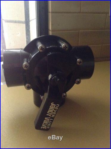 Jandy valve 2 1/2