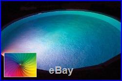 LED Nitelighter Multicolor Underwater Light for Above Ground Pool NLMC