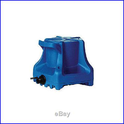 Little Giant Automatic Swimming Pool Winter Safety Cover Water Pump 1700 GPH