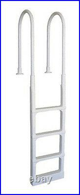 New Main Access 200300 Pro Series Above Ground Swimming Pool In-pool Ladder