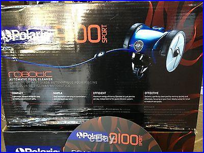 New in Box Zodiac Polaris 9100 Robotic Pool Cleaner