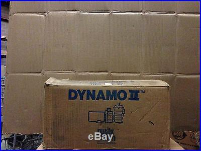 PENTAIR 3/4HP DYNAMO 2 SPEED PUMP