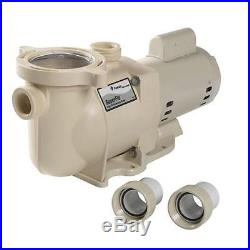 Pentair 340039 SuperFlo 1 1/2 HP Pool Pump 115/230V