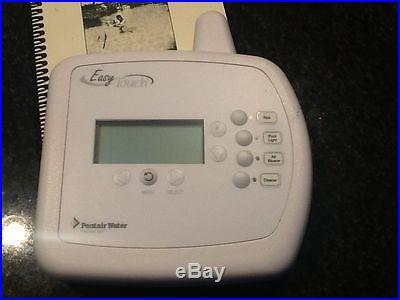 Pentair 520691 4 Auxiliary Wireless Remote Control w/transmitter EasyTouch Pool