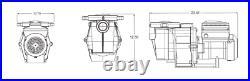 Pentair Intelliflo Variable Speed Pool Pump (3HP) 011028