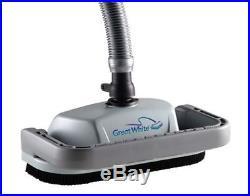 Pentair Kreepy Krauly Great White Pool Cleaner GW9500 Only $307. After Rebate