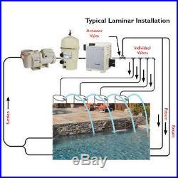 Pentair MagicStream Laminar LED Gray Lid Water Feature 580001G