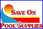 Pentair MasterTemp 300,000 BTU 460734 Natural Gas Low NOx Swimming Pool Heater