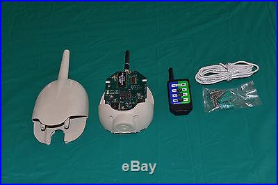 Pentair Quick Touch wireless receiver and 4 funtion remote for pool/spa
