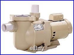 Pentair SuperFlo 1 HP Inground Swimming Pool Pump 340038