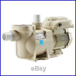 Pentair SuperFlo VS 1.5hp Variable Speed Pool Pump NEWEST MODEL 342001