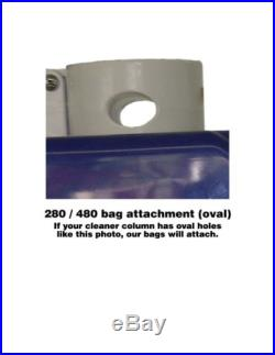 Polaris Vac-Sweep 280, 480 Model All Purpose Bag (Zipper) Replacement Part K13
