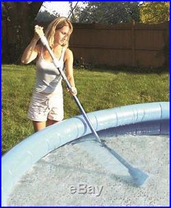 Pool Blaster Water Tech Aqua Broom Swimming Spa Suction Cleaner Battery Vacuum