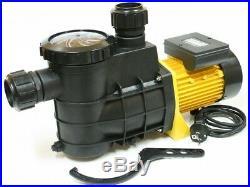 Pool Pump Swimmingpool Pump 13000 L/h Filter Pump Circulating Pump Water Pump